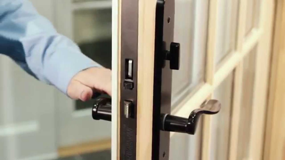 Multipoint Door Locks